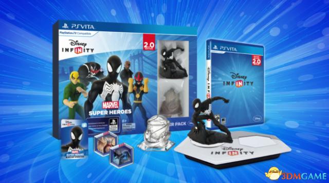 《迪士尼无限2.0》PS Vita版发行日期及售价公布