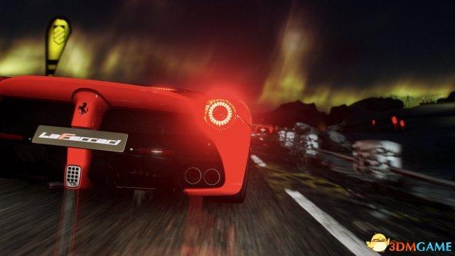 好炫酷《驾驶俱乐部》LaFerrari免费DLC宣传片公布