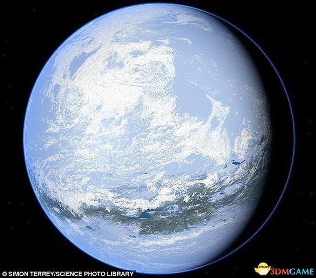 """零下40摄氏度!24亿年前的地球竟是一个""""雪球"""""""
