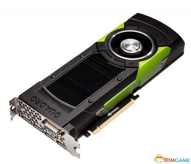 NVIDIA专业显卡上市了:比四块GTX Titan X还贵