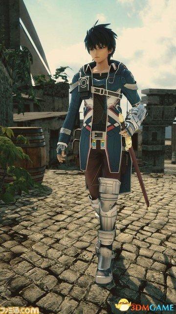 《星之海洋5:忠诚与背叛》截图及角色信息曝光