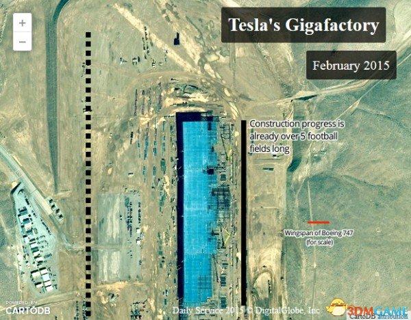 电池制霸全球!特斯拉正在建设全球最大电池制造厂