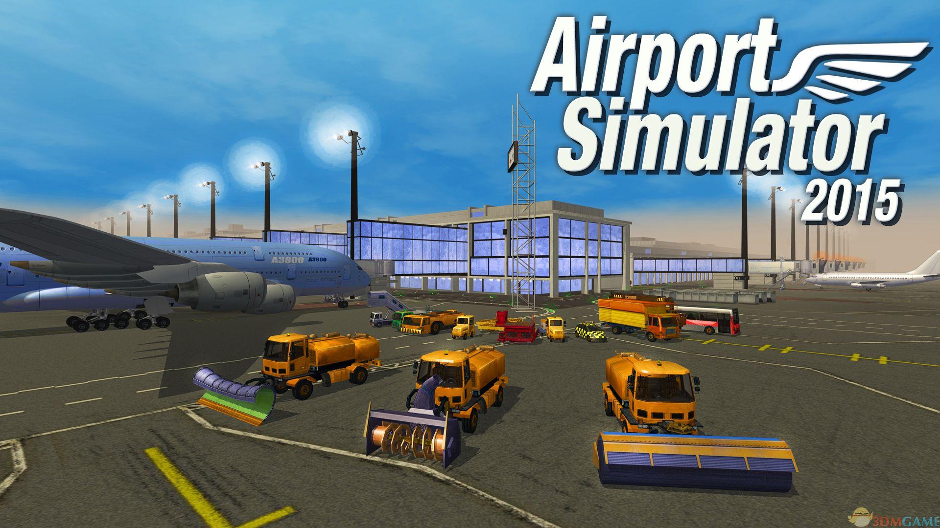 《机场模拟2015》 for mac