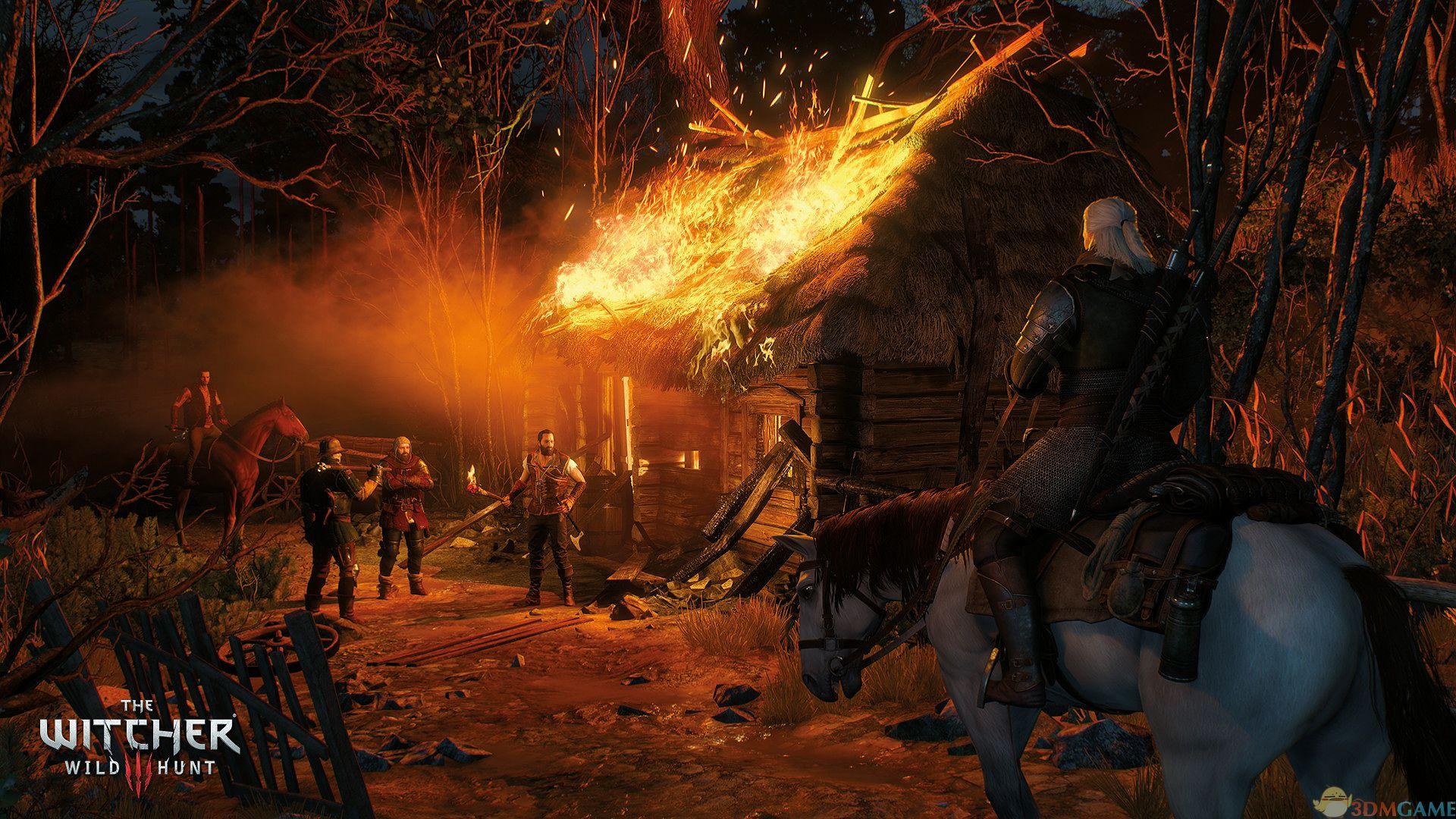 巫师3:狂猎 Steam版 v1.24升级档[3DM]