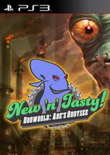 奇异世界:新塔斯特 PSN版