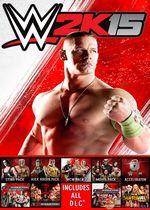 WWE 2K15 3DM轩辕汉化组汉化补丁v2.0