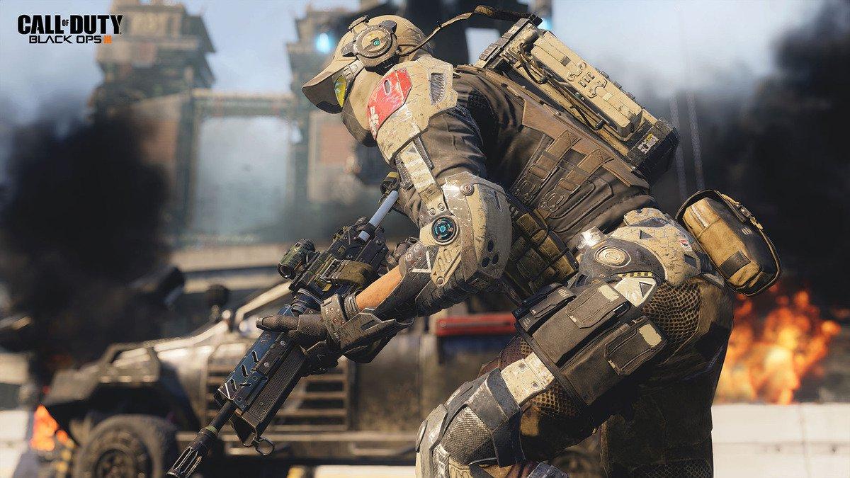 使命召唤12:黑色行动3/Call of Duty: Black Ops III 带僵尸模式