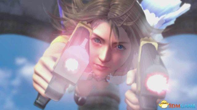最后幻想x,PS4版新截图公布