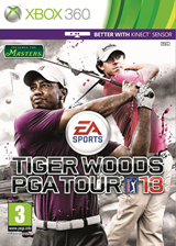 泰戈伍兹高尔夫PGA巡回赛13 全区ISO版