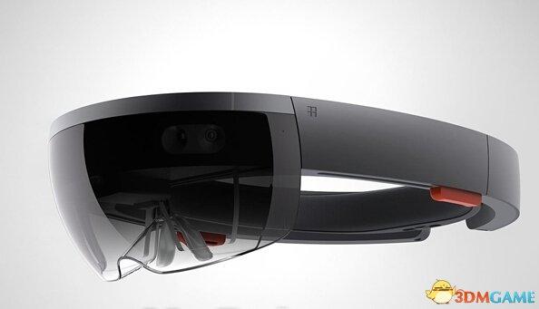 预装Win10 微软HoloLens全息眼镜部分参数曝光