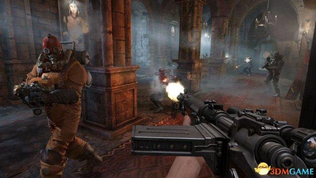 德军总部:旧血液 无法进入游戏解决办法