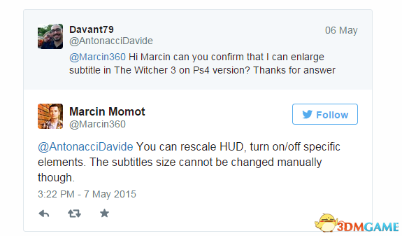 《巫师3:狂猎》新情报 为啥中东版血腥效果削弱