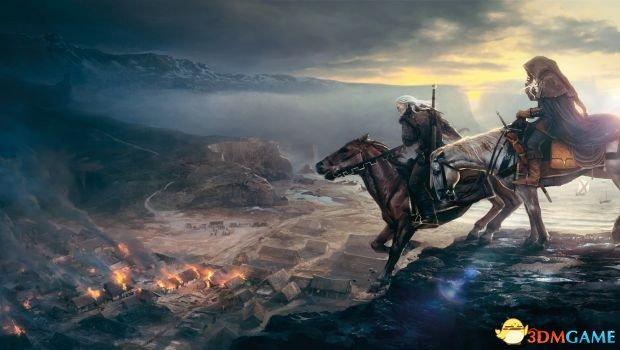 开放世界最强作 《巫师3:狂猎》如何登上RPG宝座