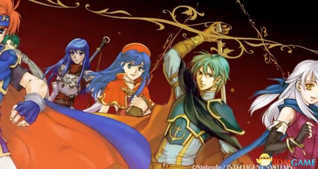 《火焰纹章》创始人加贺昭三正在创作同人游戏