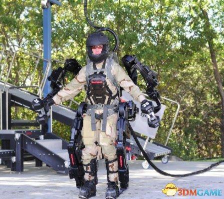 俄罗斯媒体称五年陆军或配备思维控制机器人外骨骼