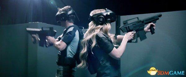 新姿势:VR虚拟技术整合真人CS 新项目Void亮相