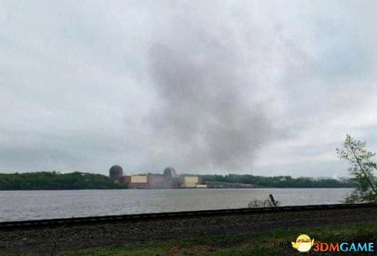 神似三里岛!美国纽约州一核电站发生起火爆炸事故