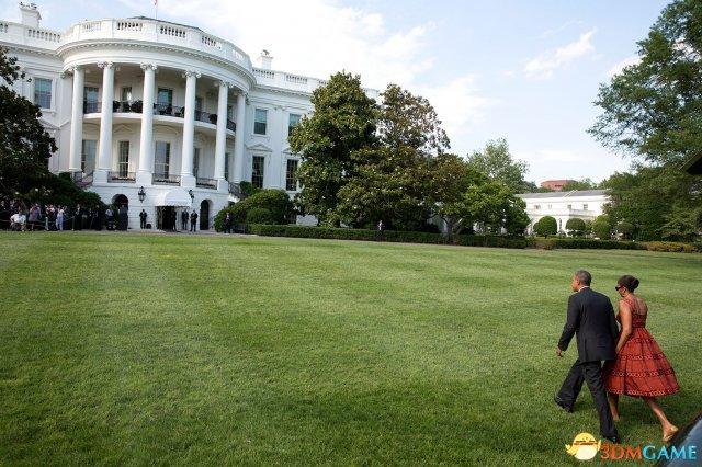 白宫访客经常顺走小物件作纪念 汤匙纸巾均成目标