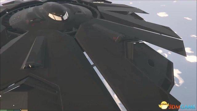 侠盗猎车5GTA5PC版 载具MOD 超强UFO驾驶MOD使用方法
