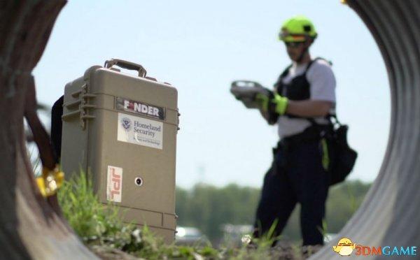 NASA雷达侦测装置搜救黑科技:雷达侦测装置Finder