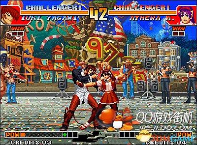 QQ火爆游戏《拳皇97》详细评测 经典在此得到延续