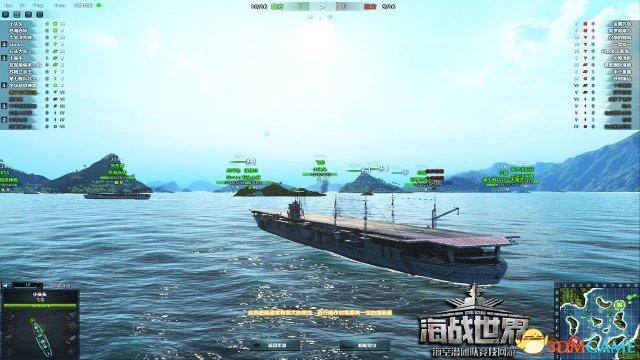 《海战世界》开测全线飘红 后续开放计划首次曝光