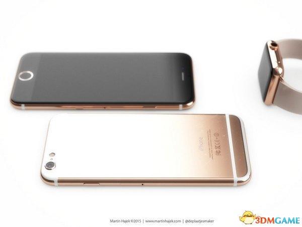 iPhone 6S八大特色抢先看 A9处理器、内存升级至2G