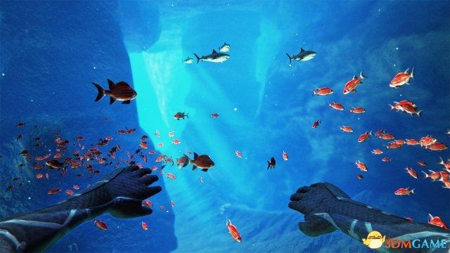 <b>深海心理恐怖游戏《铁鱼》登陆PC 首支预告和截图</b>