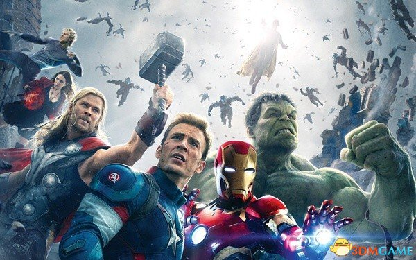 《复仇者联盟2》首周票房疯狂吸金!横扫近10亿