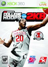 美国大学篮球2K8 GOD版