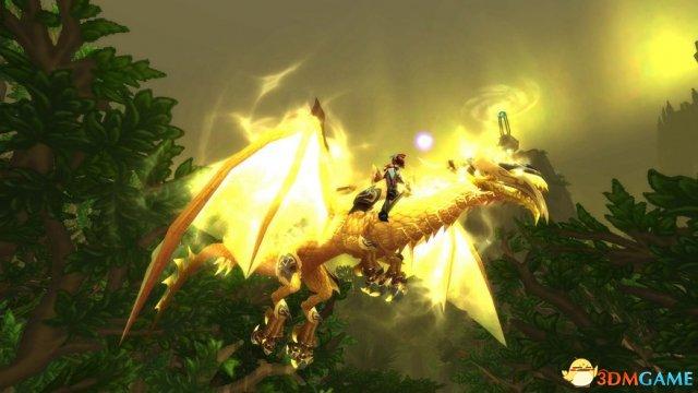德拉诺之王不开放飞行 呼吁玩家用脚打量魔兽世界