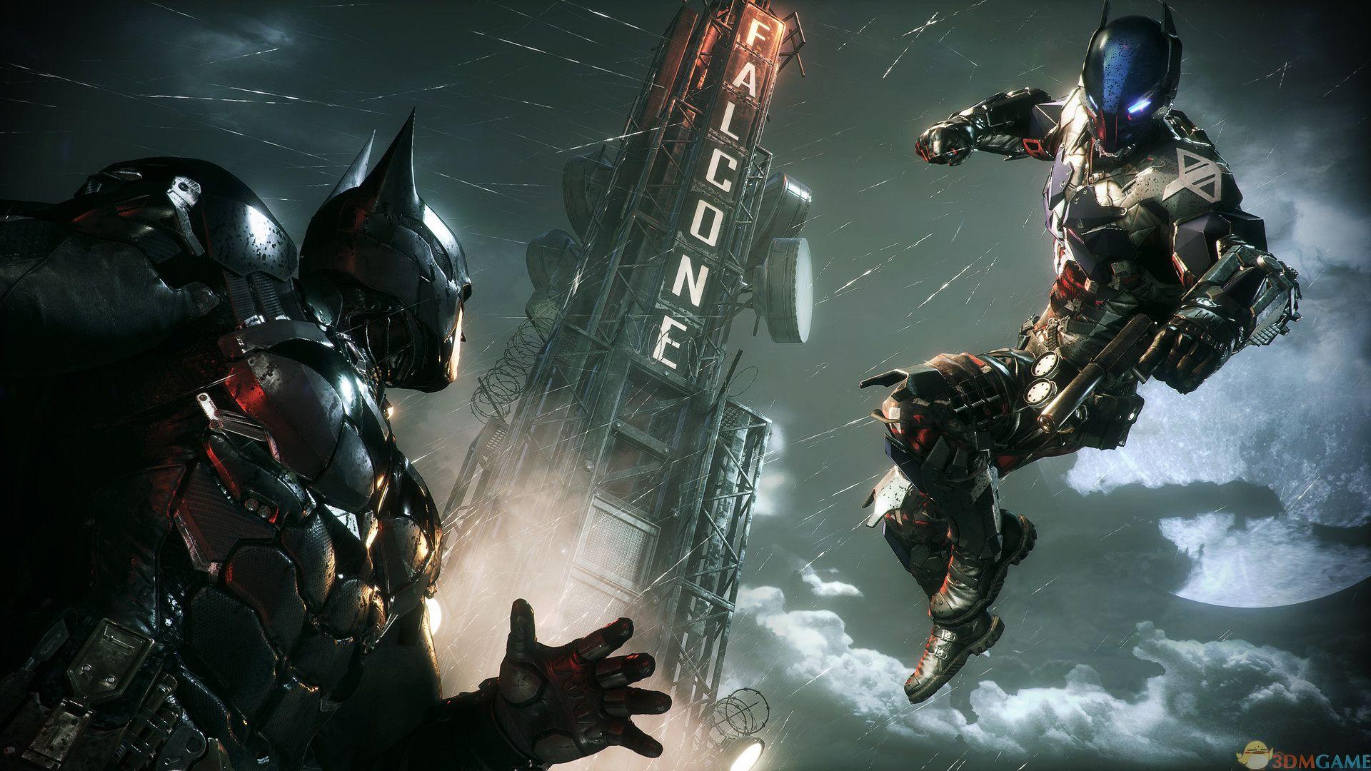 蝙蝠侠:阿卡姆骑士 DLC补充包[3DM]