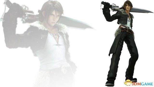最终幻想系列最受欢迎男主角结果出炉 扎克斯夺冠