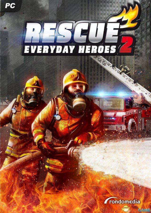 《救援行动2:全职英雄》3DM免安装破解版下载发布