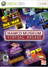 南梦宫博物馆:虚拟街机厅 美版ISO版