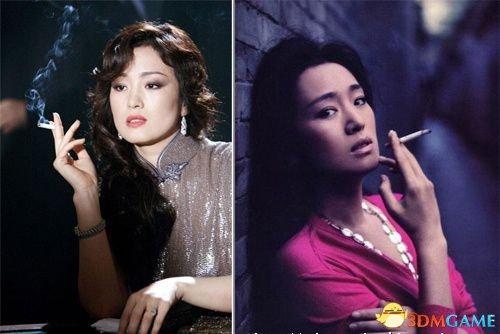 压力太大 调查显示:中国年轻姑娘越来越爱抽烟