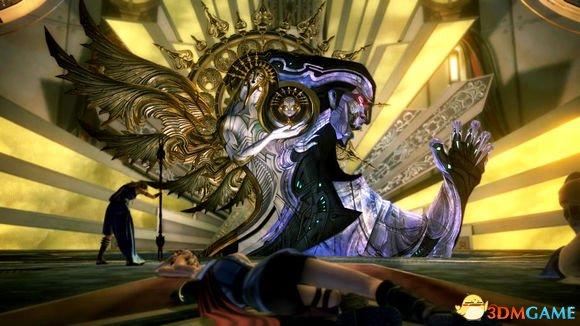 怒摔手柄 《最终幻想》全系列历代大BOSS战力排名