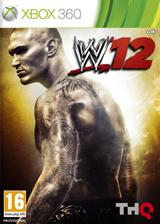 WWE职业摔角联盟12 全区ISO版