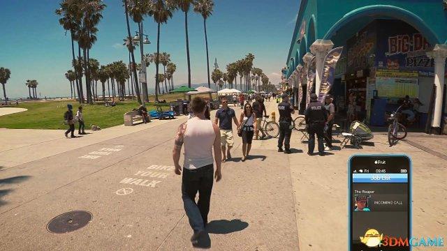 《GTA5》美高梅官方网站8808最强真人版短片欣赏