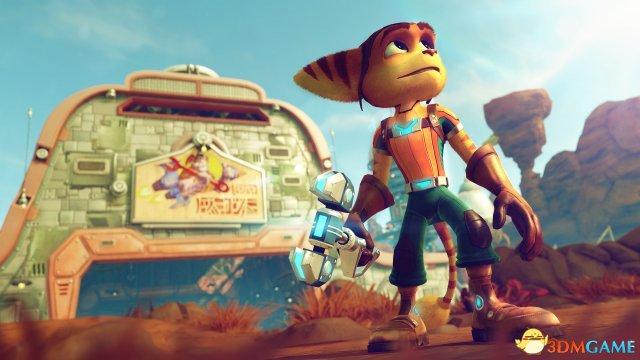 索尼正式宣布《瑞奇与叮当》新作 明年春季将上市