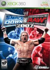 美国职业摔跤联盟2007 GOD版