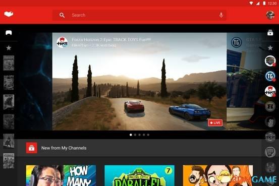 谷歌推出 YouTube Gaming 游戏实况直播平台