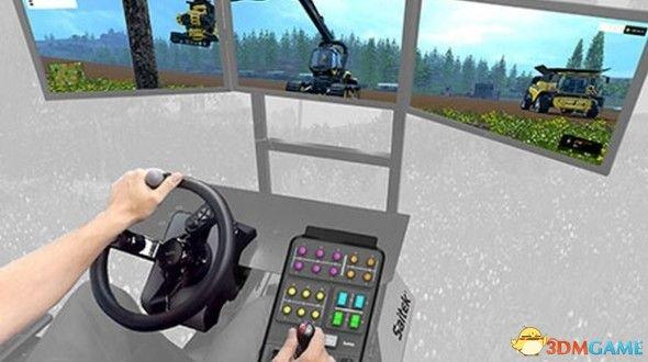 <b>价赛钛客推出值300刀的拖拉机模拟器 少年胆寒心颤吧</b>