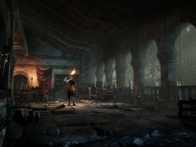 黑暗之魂3 游戏截图