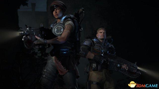 微软称将有大波中文游戏!包括黑魂3和战争机器4