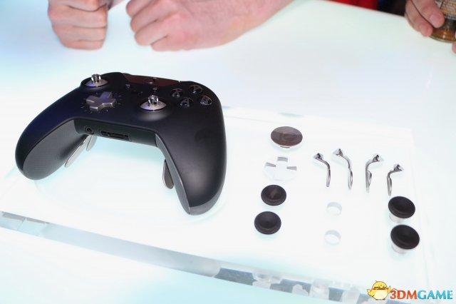 """E3 2019:微软发布""""精英""""无线手柄 支持PC和XB1"""