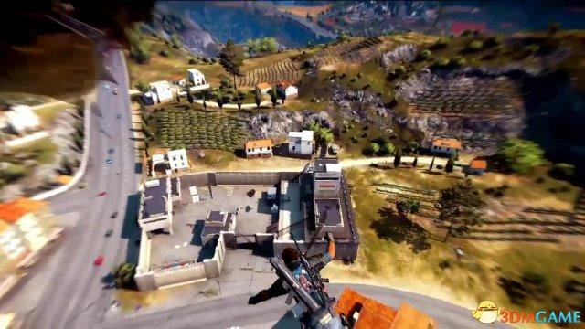 E3 2019:《正当防卫3》试玩 逆天小强专业搞破坏