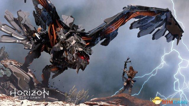 <b>《地平线:黎明时分》新情报 含手工制作及RPG元素</b>