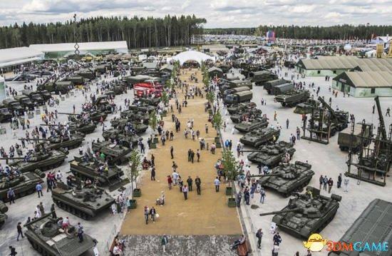 俄罗斯军事主题公园 来看看战斗民族的迪士尼乐园