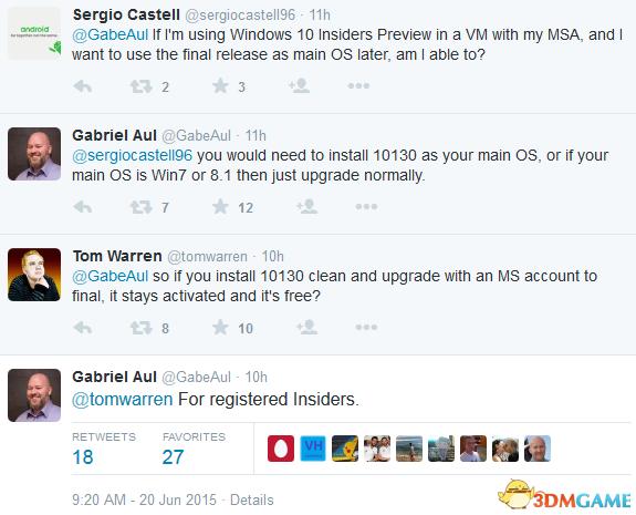 想要免费的正版Windows 10?其实就四步这么简单